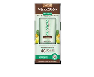 Oil Control Pre Shampoo Mask