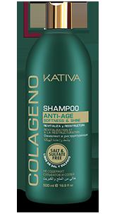 Colágeno Shampoo