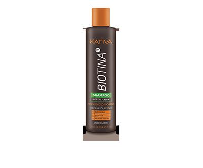Biotina Shampoo