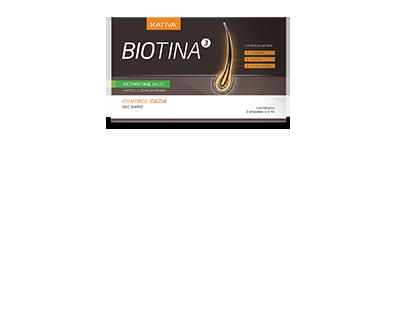 Biotina Ampollas