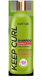 Keep Curl Shampoo