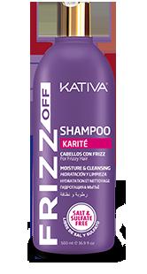 Frizz Off Shampoo