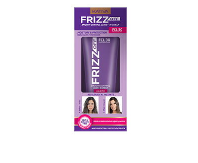 Frizz Off Smooth Control