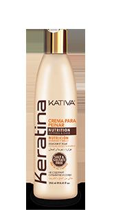 Keratin Combing cream