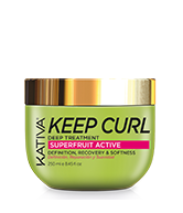 Keep Curl Deep treatment