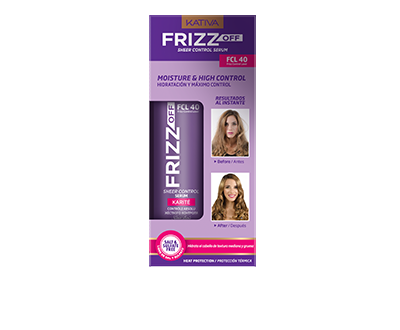Frizz Off Sheer Control