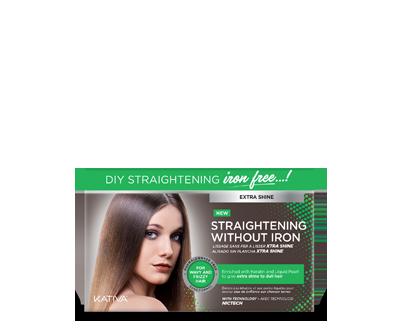 Kativa Xtra Shine No-iron Straightening